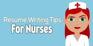 resume writing tips nurses