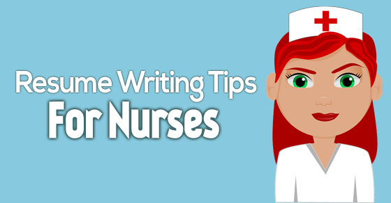 resume writing tips nurses