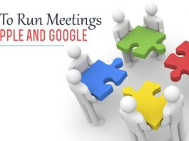 run meetings like google