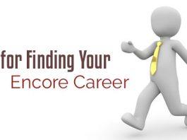 tips finding encore career
