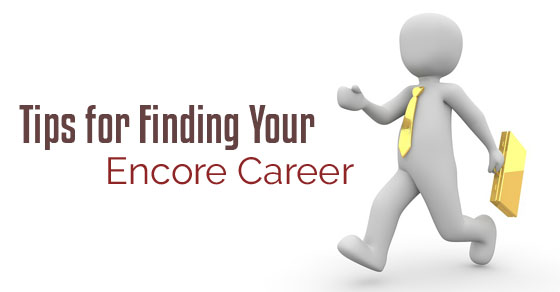 tips finding encore career
