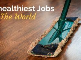 unhealthiest jobs in world