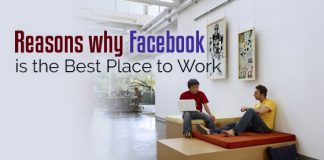 why facebook best place