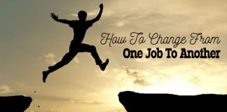 change one job another