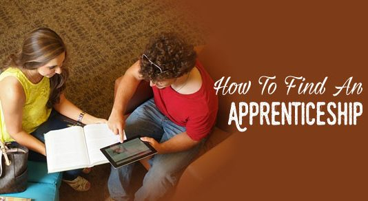 how to find apprenticeship