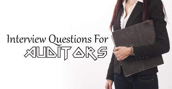 interview questions for auditors