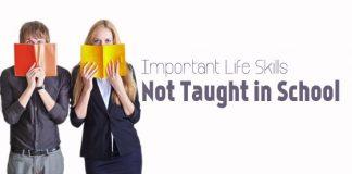 life skills not taught