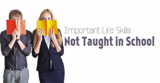 16 Important Life Skills Not Taught in School - WiseStep