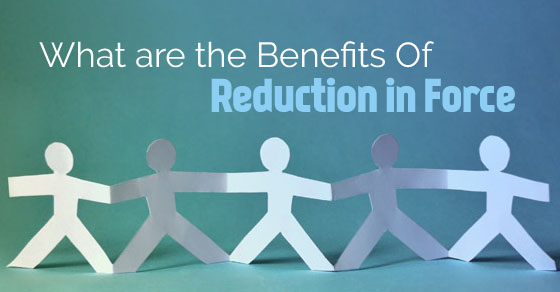 reduction in force benefits