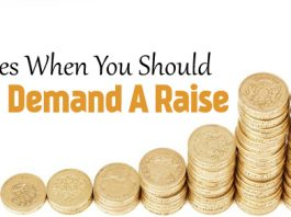 you should demand raise