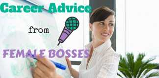 Career Advice from Female Bosses