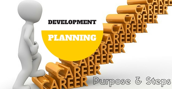 Career Development Purpose Steps