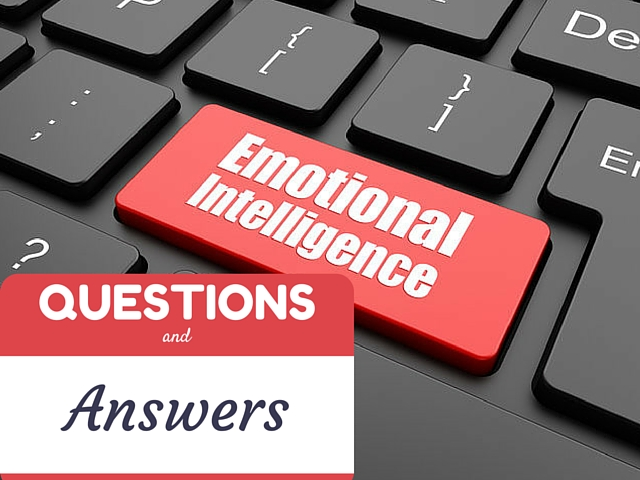 Emotional Intelligence Questions Answers