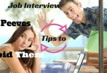 Job Interview Pet Peeves
