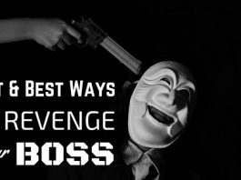 Revenge on Boss Ideas