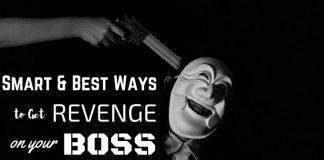 Revenge on Boss Ideas