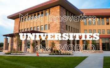 Worlds Most Innovative Universities