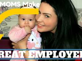 mothers make better employees