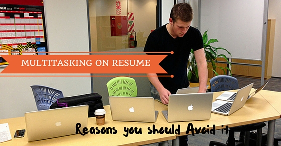 multitasking on resume