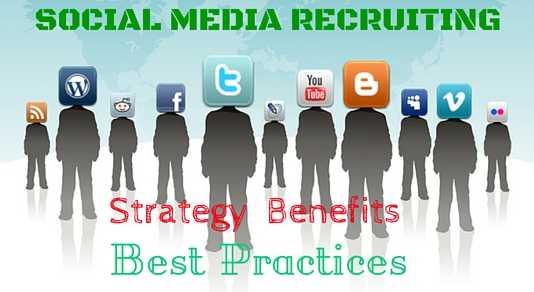 social media recruiting tips