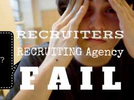 why recruiters fail