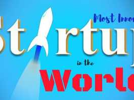 worlds most innovative startups