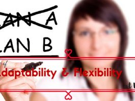 Adaptability Flexibility at Workplace