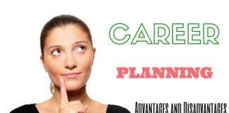 Career Planning Advantages Disadvantages