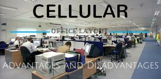 Cellular Office Layout Advantages Disadvantages