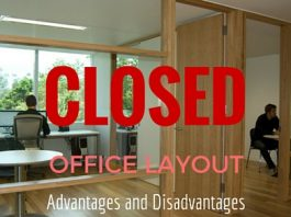 Closed Office Layout Advantages Disadvantages