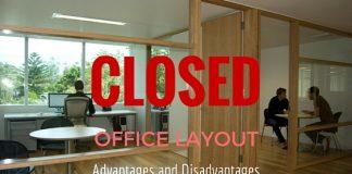 Closed Office Layout Advantages Disadvantages