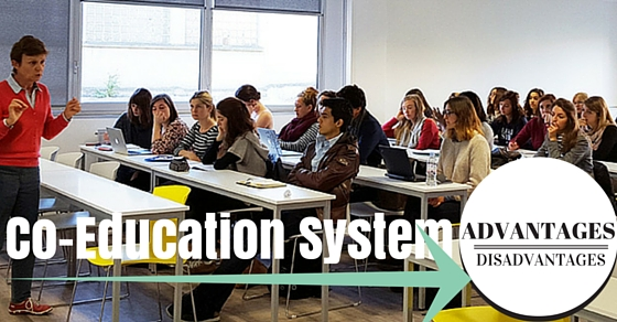 Co-Education System Advantages Disadvantages