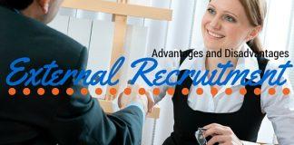 External Recruitment Advantages Disadvantages