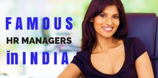 Famous HR Managers in India