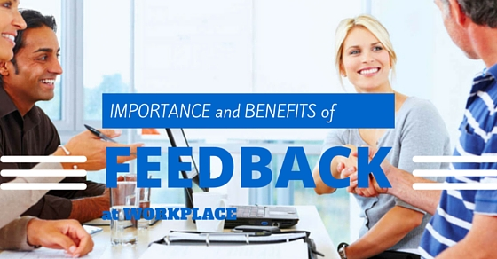 Feedback Importance at Workplace