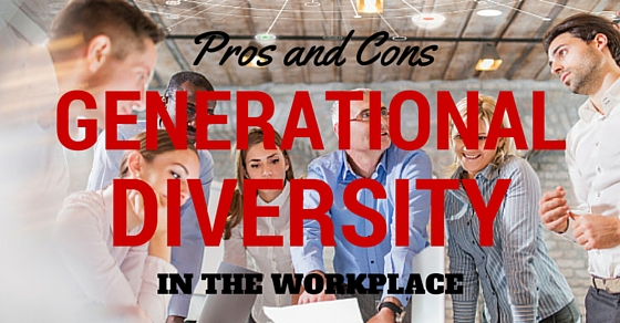 Generational Diversity Pros Cons