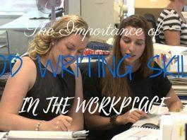 Good Writing Skills in Workplace