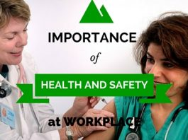 Health and Safety at Workplace