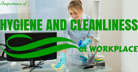 Sanitation the importance of hand washing and hygiene in the workplace