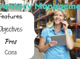Inventory Management Pros Cons