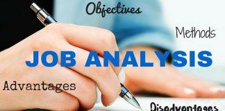 Job Analysis Advantages Disadvantages