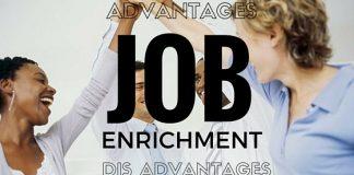 Job Enrichment Advantages Disadvantages