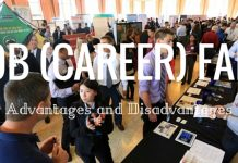 Job Fair Advantages Disadvantages