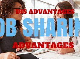 Job Sharing Advantages Disadvantages