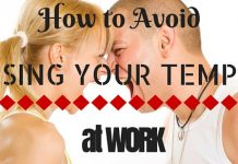 Losing Your Temper at Work