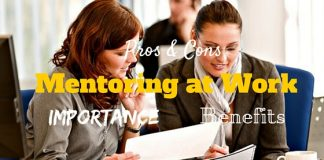 Mentoring at Work Benefits