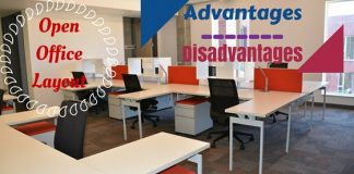 Open Office Layout Advantages Disadvantages