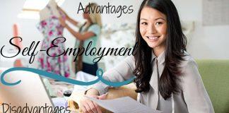 Self Employment Advantages Disadvantages