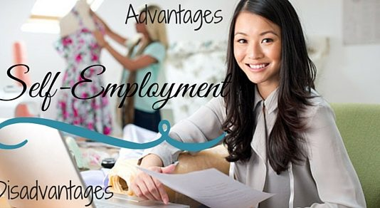 Self Employment Advantages Disadvantages