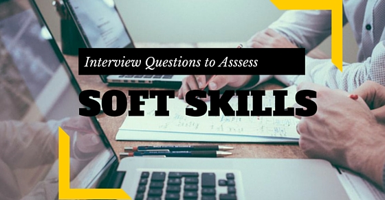 Soft Skills Interview Questions